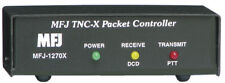 MFJ-1270X TNC-X, Kiss Mode Packet Controller for VHFPacket and APRS