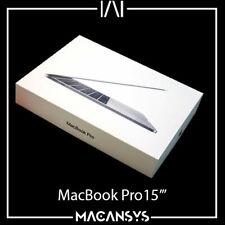 Apple MacBook Pro 15.4 inch 2018 Touch Bar 2.6 GHz 6 Core i7 32 GB 512 GB Vega20