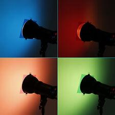 """Neewer 7""""x8""""/18 x 20 cm Transparent Color Correction Lighting Gel Filter Se"""
