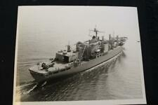 MILITARY SHIP PHOTO USS SAN DIEGO (AFS-6) 8' X 10' BLACK & WHITE PHOTO (P1630)
