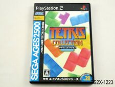 Sega Ages Tetris Collection Playstation 2 Japanese Import PS2 Japan JP US Seller