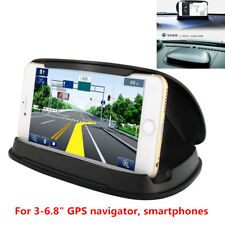 Car Cellphone Dashboard GPS Navigation Anti-Slip Phone Holder Mount Bracket Clip