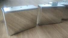 .:: Couch Sofa Füße NEU aus Metall verchromt ::.