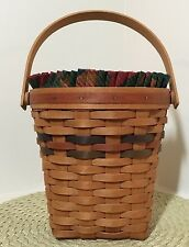 Longaberger Basket - 1993 Autumn Harvest Basket 14303