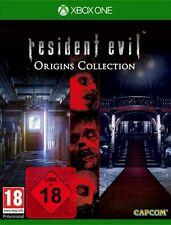 Residente Evil: Origins Collection (Microsoft Xbox One, 2016) sellados nuevo embalaje original