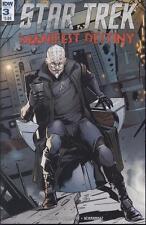 Star Trek Manifest Destiny #3 (of 4)   NEW!!!