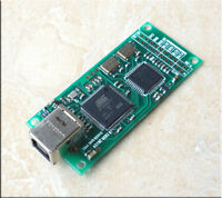 DU1 USB to IIS card base on Amanero usb iis card support dsd512,32b 384K