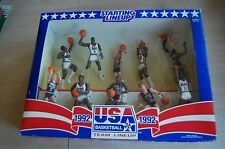 1992 USA Olympic Basketbal SLU 10-figure set DREAM TEAM Jordan+Bird+Magic+++ mib