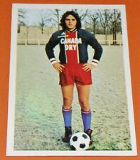 170 MONTEIRO PARIS SAINT-GERMAIN PSG AGEDUCATIFS FOOTBALL 1973-1974 73-74 PANINI