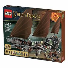 "Lego Lord of the Rings 79008 ""L'embuscade du bateau pirate"""