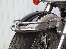 Fender-Reling Front verchromt - Yamaha XVS 650 Drag Star Classic
