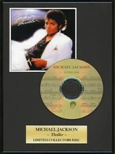 Michael Jackson Pop Music Presentation Discs