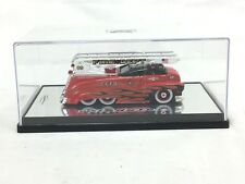 BIG LOU'S CUSTOM CREW NO.9 LADDER #143 TRUE SLEDSTER FIRE TRUCK #SCO91IL C-10