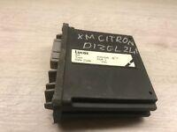 A142 CITROEN XM 2.1 TD 1993 EGR COMFORT CONTROL UNIT MODULE LUCAS OEM AV01025-B