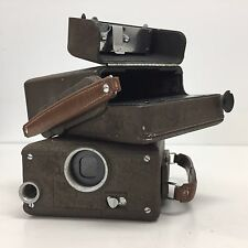 """Vintage 1940 Bell & Howell """"Filmo Auto Load"""" 16mm Movie Cameras - Lot of 2   C2"""