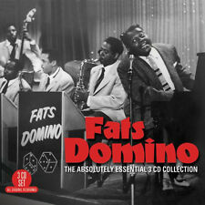 Fats Domino ABSOLUTELY ESSENTIAL COLLECTION Best Of 60 Songs NEW SEALED 3 CD