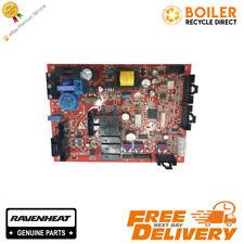 Ravenheat -  printed circuit board CSI T Red - 0012CIR11015/1 - Used