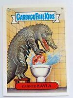 Garbage Pail Kids 6B Canned Kayla Sticker Card with Puzzle Piece     GPK-39