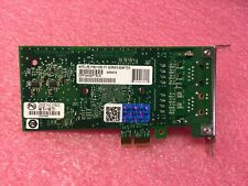 Intel Pro/1000 PT Server Adapter EXPI9400PTBLK - 1 Port - Low profile Used