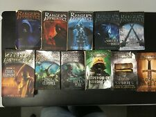 Rangers Apprentice Series -11 books only (book 4 missing)