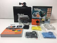 Rollei S 50SE Action Camera - Orange