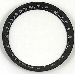 OMEGA SPEEDMASTER MARK III 4.5 Black Inner Bezel Ref. 176.009 Genuine unused