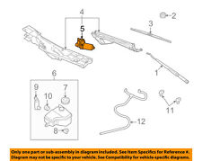 Lincoln FORD OEM 08-11 Town Car-Windshield Wiper Motor 8W1Z17508A
