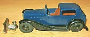 DINKY Toys TOWN SEDAN 24c - Repro / Converted?