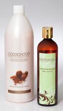 COCO CHOCO Brazilian Keratin Hair Treatment 1L + Free sulphate Shampoo 400ML