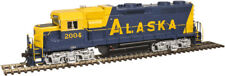 ALASKA RAILROAD HO-SCALE GP38 DIESEL W/LOK SOUND INSTALLED BY ATLAS MODEL RR!