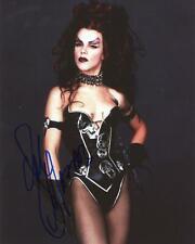 "Debi Mazar ""Batman Forever"" AUTOGRAPH Signed 'Spice' 8x10 Photo ACOA"