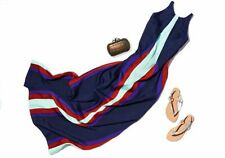 DVF  Diane Von Furstenberg Jordan Silk Halter Maxi Dress  - NWT £780