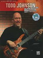 Todd Johnson Walking Bass Line Module System : Scale Modules, Paperback by Jo...