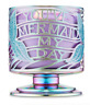 BATH & BODY WORKS YOU'VE MERMAID MY DAY PEDESTAL CANDLE HOLDER 3 WICK CANDLE