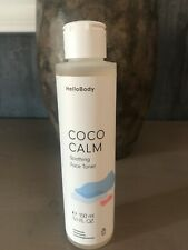 Coco Calm de Hello Body lotion tonique a l aloe vera calendula et eau de coco 🥥