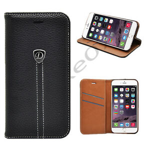 Premium Delux  Leather Magnetic Wallet Case Cover Samsung Galaxy Models