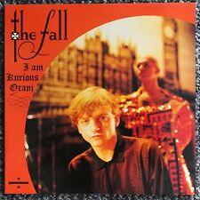 "THE FALL - ""I Am Kurious Oranj"" LP Beggars Banquet Original Indie M-/EX"
