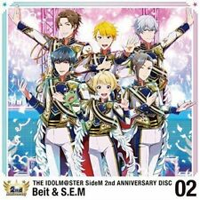 BEIT & S.E.M-THE IDOLM@STER SIDEM 2ND ANNIVERSARY DISC 02-JAPAN CD C41
