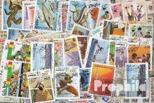 Kaap Verde 50 verschillende Postzegels