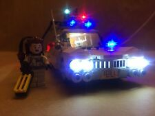 KIT LUCE LED USB per LEGO GHOSTBUSTERS ECTO - 1 21108 * Man Grotta *