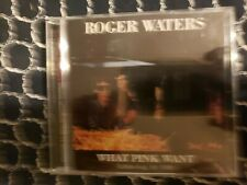 Roger Waters - What Pink Want - Buffalo 8/1/99 - 2 cds - Pink Floyd - Highland