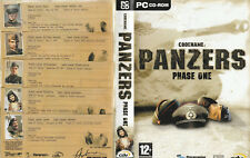 CODENAME PANZERS PHASE I PHASE ONE PLUS V1.22 Patch CD: GIOCO per PC Vista/Win 7 ecc. OK