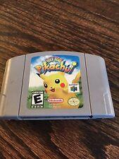 Hey You, Pikachu Nintendo 64 N64 Game Cart NE5