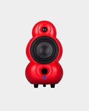 Podspeakers Minipod MK II Aktiv BT APT-X, matt rot - Stückpreis! (UVP: 549,- €)