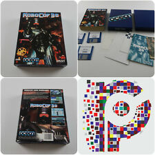 Robocop 3D A Ocean Game for the Commodore Amiga Computer tested & working VGC