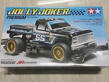 Tamiya 1/32 Mini 4WD Jolly Joker Premium (AR Chassis) Model Car Kit #95298