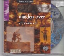 Iron Maiden-Maiden Over (CD) interview cd maxi single