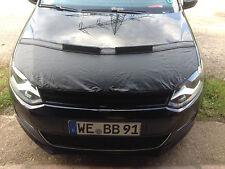 VW Polo 6R Haubenbra Bra Steinschlagschutz für Sportgrill mit VW Emblem
