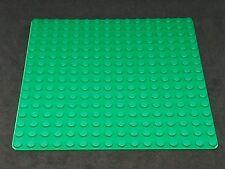 Lego Baseplate 16x16 [3867] - Green x1