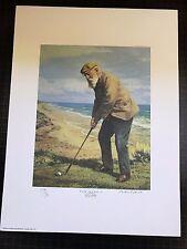 Old Tom Morris, St. Andrews Open Champion - by Arthur Weaver